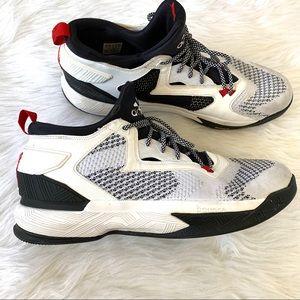 Adidas D Lillard 2 Primeknit Home Sneakers